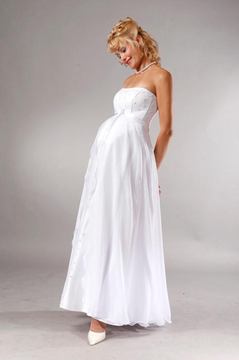 Вечерние платья беременных звезд 45