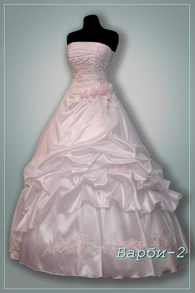 Как пошить свадебное платье для барби своими руками
